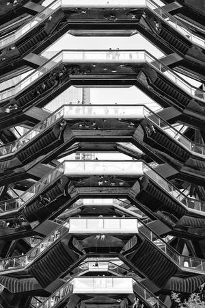Black Manhattan Collection - Vessel Hudson Yards
