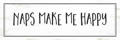 Naps Make Me Happy