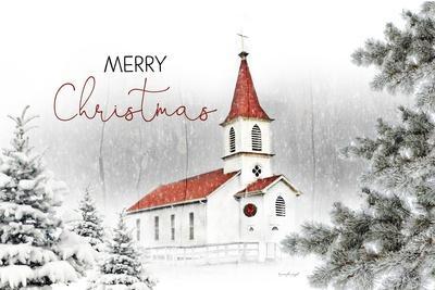 Merry Christmas Church