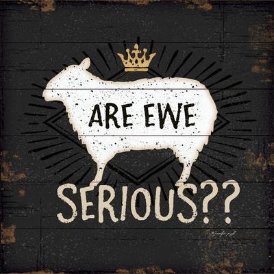 Are Ewe Serious