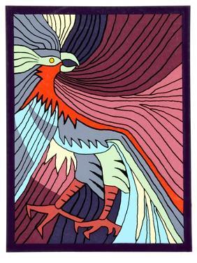Baby Condor II by Victor Delfin