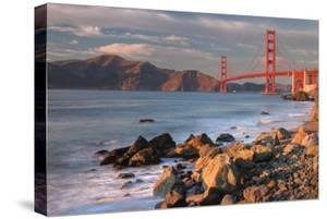 Late Afternoon, Baker Beach, San Francisco by Vincent James