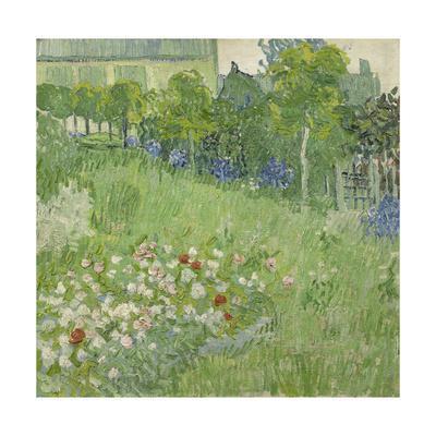 Daubignyu0027s Garden, 1890Vincent Van Gogh
