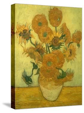 Fourteen Sunflowers in a Vase, 1889 by Vincent van Gogh