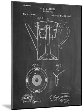 Vintage Coffee Pot Patent