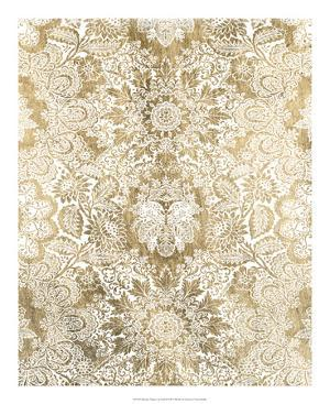 Baroque Tapestry in Gold II by Vision Studio