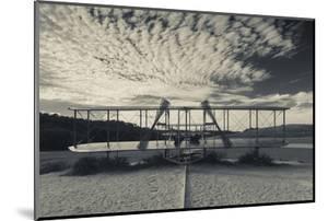 North Carolina, Kill Devil Hills, Wright Brothers National Memorial by Walter Bibikow