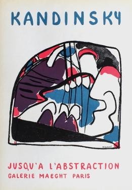 Galerie Maeght by Wassily Kandinsky