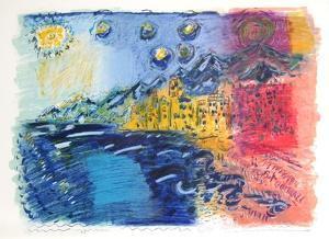 Cosmologia by Wayne Ensrud
