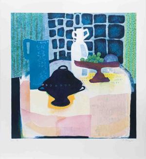 Interior, Still LIfe by Wendy Chazin