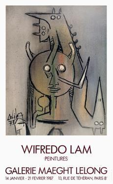 Peintures by Wifredo Lam