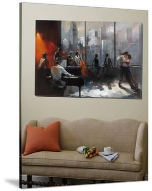 Room with a View II by Willem Haenraets