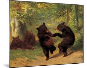 Dancing Bears by William H. Beard