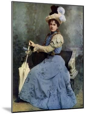 Grace Palotta, Actress, 1899-1900 by Window & Grove