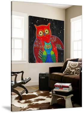 Funny Owl I by Y. Hope