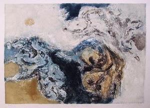 Rhythm in Blue by Yehuda Jordan